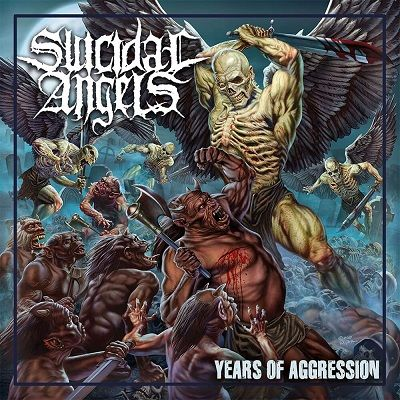 56995 suicidal angels years of aggression digipak cd napalm records1